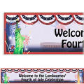 Flying Colors Custom Banner 6ft