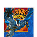 Batman Lunch Napkins 16ct