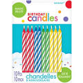 Magic Re-Lite Birthday Candles 2in 10ct