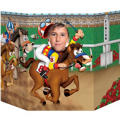 Derby Day Photo Prop 25in x 37in