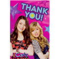 iCarly Thank You Notes 8ct