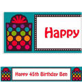 Party On Custom Banner 6ft