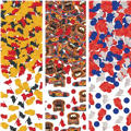 Bright Cars Confetti