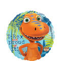 Foil Dinosaur Train Balloon 18in