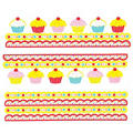 Cherry On Top Edible Cake Stickers Assortment 20pc