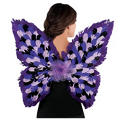 Sugar Plum Feather Fairy Wings