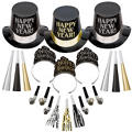 Elegant Celebration New Years <span class=messagesale><br><b>Party Kit For 50</b></br></span>