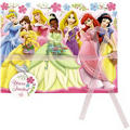 Glitter Disney Princess Invitations 8ct