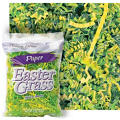 Yellow and Green Paper Easter Grass