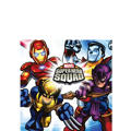 Marvel Super Hero Squad Beverage Napkins 16ct