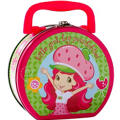 Mini Strawberry Shortcake Tin Box