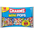 Charms Mini Pops 101ct