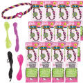 Neon Hello Kitty Friendship Bracelets Kits 12ct
