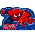 Spider-Man Invitations 8ct