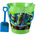 Teenage Mutant Ninja Turtles Pail with Shovel
