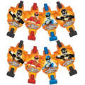 Power Rangers Megaforce Blowouts 8ct