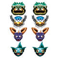 Skylanders Masks 8ct