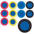 Lightning Storm Flying Discs 48ct