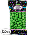 Kiwi Green Peanut Chocolate Drops 120pc