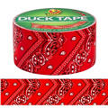 Red Bandana Duck Tape