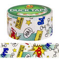 Comic Book Duck Tape