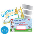 Dr. Seuss Scratch-Off Stickers with Cards 24ct