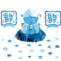 Boy Baby Shower Table Decorating Kit 23pc - Celebrate