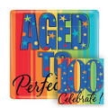 Aged to Perfection 100th Birthday Party Supplies