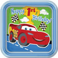 Disney Cars 1st Birthday Party Supplies