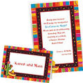 Custom Fiesta Invitations & Thank You Notes