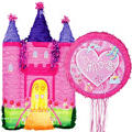 Princess Party Pinatas