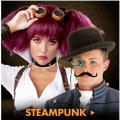 Steampunk Costumes & Accessories