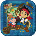 Jake and the Never Land Pirates 1st Birthday Party Supplies