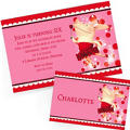 Custom Olivia Invitations & Thank You Notes