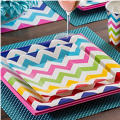 Bright Chevron Party Supplies