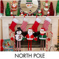 North Pole Friends Christmas Theme Party