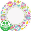 Easter Egg Hunt Value Plates & Tableware