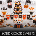 Halloween Solid Color Sweets & Treats