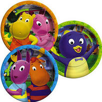 The Backyardigans Dessert Plates 8ct