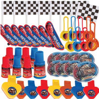 Bright Cars Wristbands 4ct