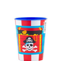Pirate's Treasure Favor Cup 16oz