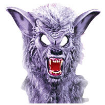 Wolf Mask Deluxe