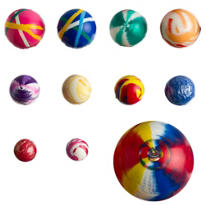 Assorted Bounce Balls 48ct