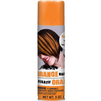 Orange Hair Spray 3oz