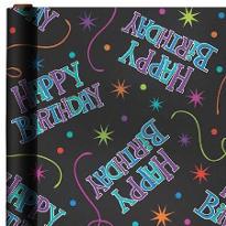 Happy Birthday Gift Wrap