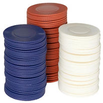 Poker Chips 100ct