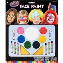 Body & Face Painting Kit
