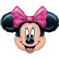 Foil Minnie Mouse Balloon 28in