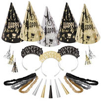 Midnight Party New Years <span class=messagesale><br><b>Party Kit For 10</b></br></span>