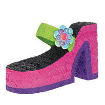 Platform Shoe Pinata 19in